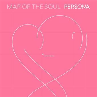 Map Of Soul: Persona - CD + Libro
