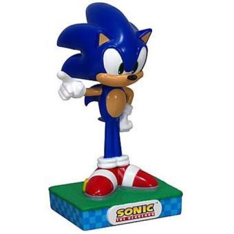 Figura Head Sonic The Hedgehog (18 cm)