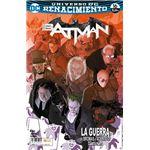 Batman núm. 71/ 16 (Renacimiento) Grapa