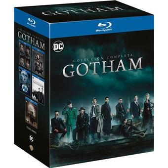 Gotham  Serie Completa - Blu-Ray