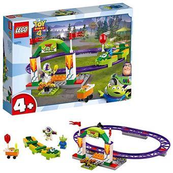 LEGO Toy Story 4 10771 Alegre Tren de la Feria