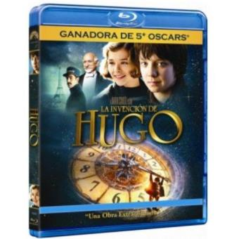 La invención de Hugo - Blu-Ray