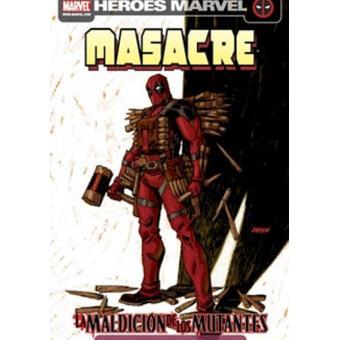Masacre 8. La maldición de los mutante