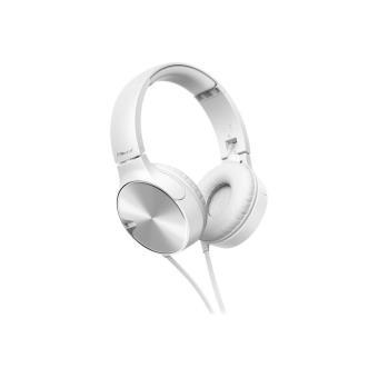 Auriculares Pioneer SE-MJ722T Blanco