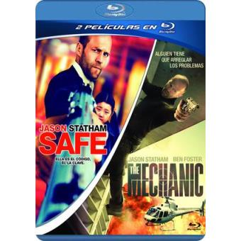 Pack Safe + The Mechanic - Blu-Ray