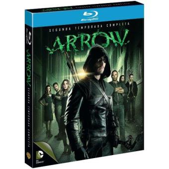 ArrowArrow - Temporada 2 - Blu-Ray