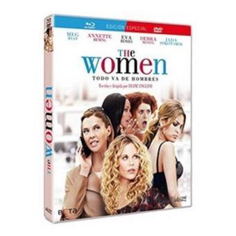 The Women - Blu-Ray + DVD