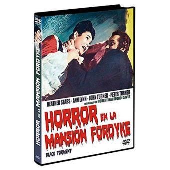 Horror en la Mansión Fordyke - DVD