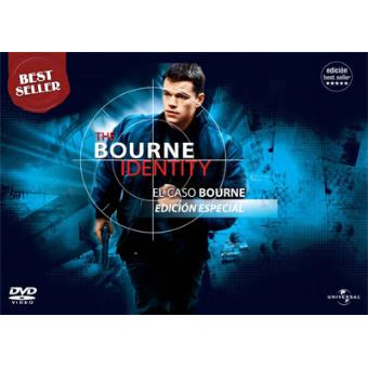 BourneEl caso Bourne (The Bourne Identity) - DVD Ed Horizontal