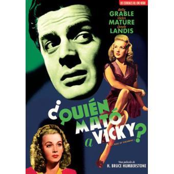 ¿Quién mató a Vicky? V.O.S. - DVD