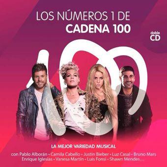 Los Números 1 de Cadena 100 (2018) - 2 CD