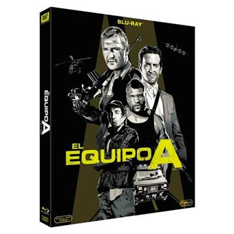 El Equipo A - Ed Iconic -Blu-Ray
