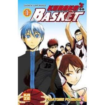 Kuroko's basket 1