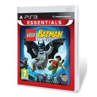 Lego Batman Essentials PS3