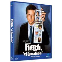 """Fletch, """"el camaleón""""   Ed coleccionista Blu-Ray"""