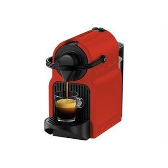 Cafetera Nespresso Krups Inissia Rojo