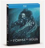 La forma del agua - Blu-Ray  Digibook