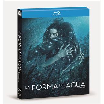 La forma del agua - Blu-Ray - Digibook