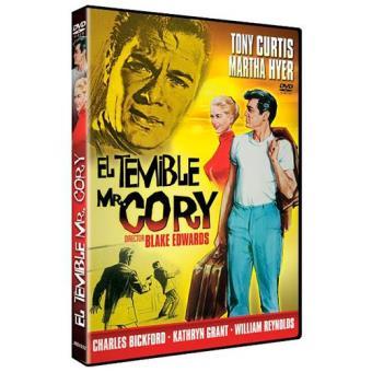 El terrible Mr Cory - DVD