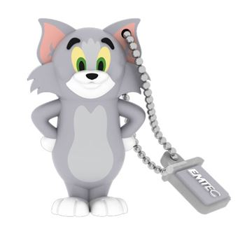 Pendrive Emtec Tom and Jerry - Tom memoria USB 2.0 16 GB