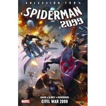 100% Marvel. Spiderman 2099 5. Civil War 2099