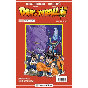 Dragon Ball serie roja 213