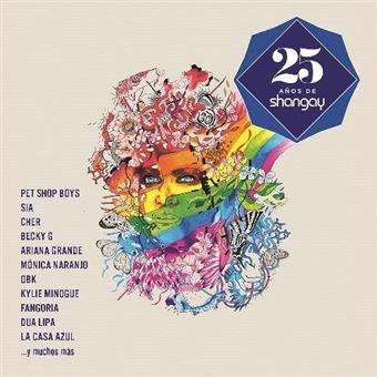 25 Años de Shangay - 2 CD