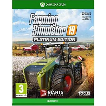 Farming Simulator 19 - Platinum Edition - Xbox One