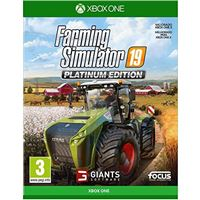 Farming Simulator 19 - Platinum Edition - Xbox One