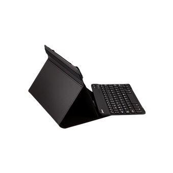 """Funda con teclado SilverHT Universal Gripcase Negro para tablet 9-10,1"""""""