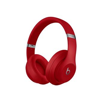 Auriculares Noise Cancelling Beats Studio3 Rojo