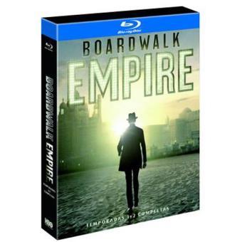 Boardwalk EmpirePack Boardwalk Empire - Temporadas 1 y 2 - Blu-Ray