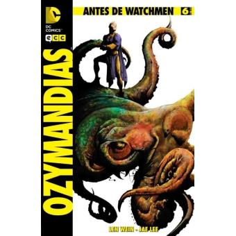 Antes de Watchmen. Ozymandias 6