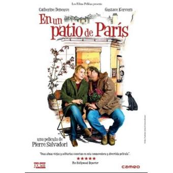 En un patio de París - DVD