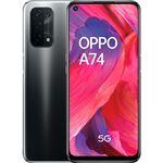 OPPO A74 6,49'' 5G 128GB Negro
