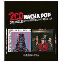 Buena Disposición / Nacha Pop - 2 CDs