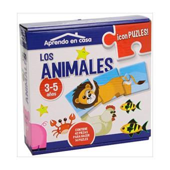 Aprendo en Casa: Los animales