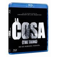 La cosa - 2011 - Blu-Ray
