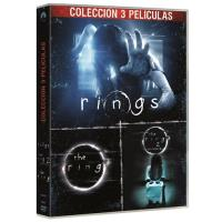 Pack Rings, The Ring y The Ring 2 - DVD