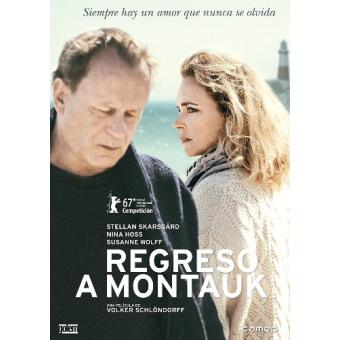 Regreso a Montauk - DVD