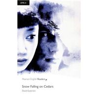 Snow Falling on Cedars - Level 6 - Libro + MP3