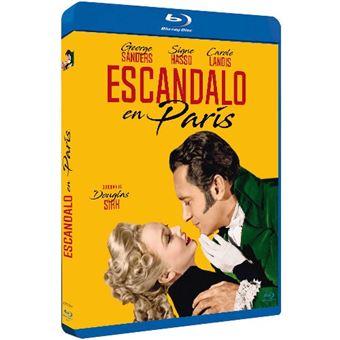 Escándalo en París - Blu-Ray