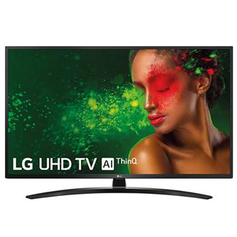 TV LED 43'' LG 43UM7450 IA 4K UHD HDR Smart TV