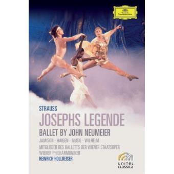 Josephs Legende - DVD