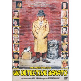 Un detective barato - DVD