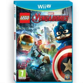 LEGO Vengadores Wii U