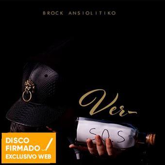 Ver-S.O.S - Disco Firmado
