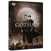 Gotham  Temporada 5 - DVD