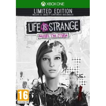 Life is Strange: Before  the Storm Ed Limitada Xbox One