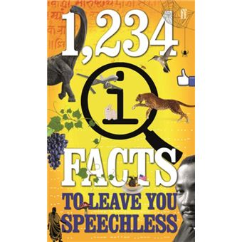 1,234 QI Facts to Leave You Speechless